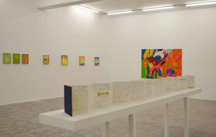 "Etel Adnan's ""The uprising of colors"" in L'Orient-Le Jour"