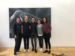 Sfeir-Semler Gallery Team
